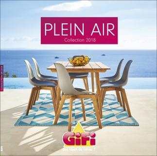 Gifi - Catalogue & PLV Jardin 2018