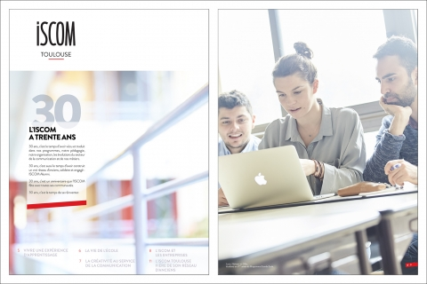 Brochure ISCOM - Toulouse