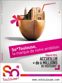Campagne So Toulouse / Agence La solution