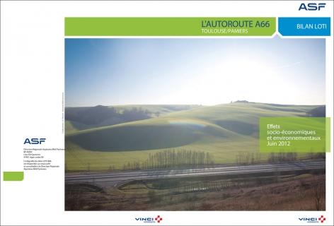 ASF / Vinci Autoroute - Reportage A66