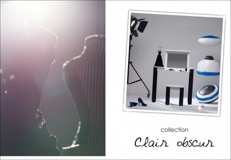 Gifi - Collection Clair obscur - Olivier Lapidus