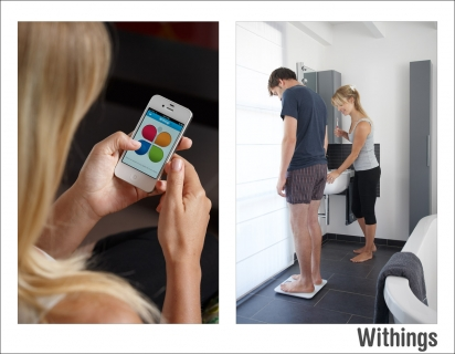 Campagne Withings / Agence Pinkanova
