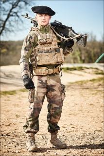 Armée de Terre - 13ème Bataillon des Chasseurs Alpin